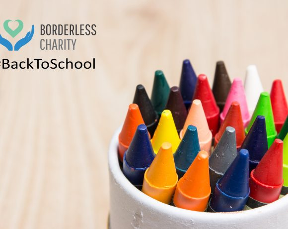 Borderless Charity Back to School Series: Equipping Our Classrooms and Kids for Success