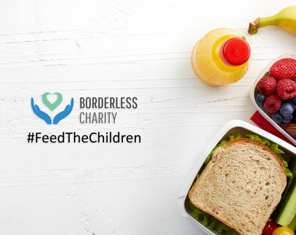 Borderless Charity Back to School Series: Help Us Feed the Children
